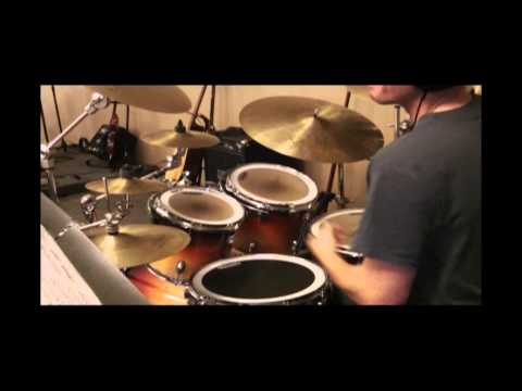 Tye Tribett - Bless The Lord (Live) , Drum Cover