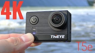 ThiEYE T5e Action Camera REVIEW - Best Cheap 4K Action Camera!