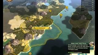 Lets Play Civilization V (BNW) #005 Russland - Barbaren überall! (Deutsch)