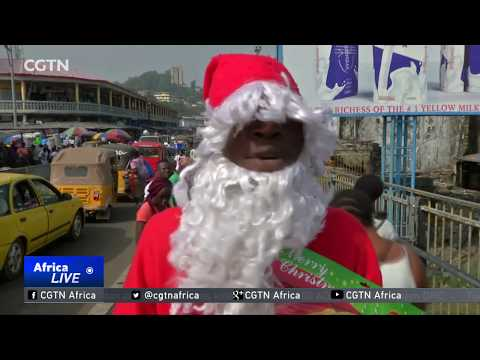 Poll puts damper on Liberia Christmas celebrations
