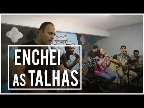 ENCHEI AS TALHAS // MÚSICA NOVA // ENSAIO