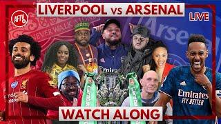 Liverpool vs Arsenal | Watch Along Live