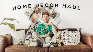 NEW Home Decor Haul - Thrift Finds + Opalhouse Target // Lone Fox thumbnail