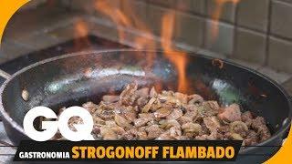 Strogonoff Flambado é A Melhor Pedida L Gastronomia L GQ Brasil