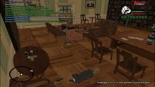 """SA:MP - Глобальное мероприятие """"Теракт в Мэрии"""" 09.09.18"""