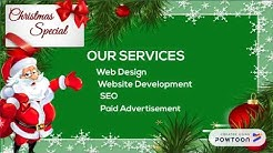 Christmas Special - Get Top Edmonton web design services at the affordable price