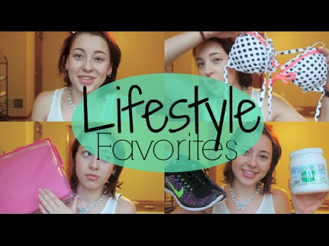 Current Lifestyle Favorites