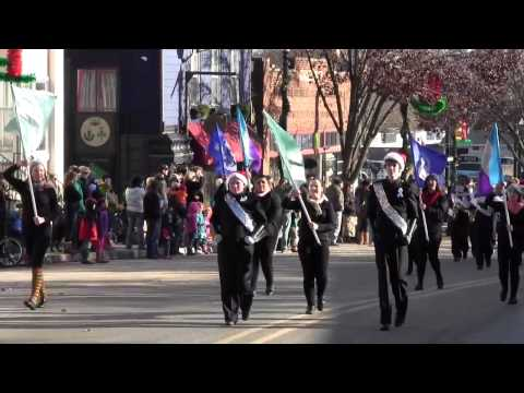 10-10-14 - Montague High School Marching Band.