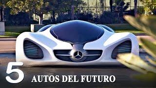 Automoviles 2017 Los nuevos conceptos futuristas en Autos