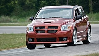 2009 best cars ever dodge caliber srt4 start up acceleration exhaust and in depth review