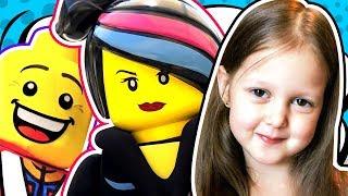 ЛЕГОЛЕНД Дубай Едем в Legoland Парк аттракционов ВЛОГ Город из Лего  VLOG Lego