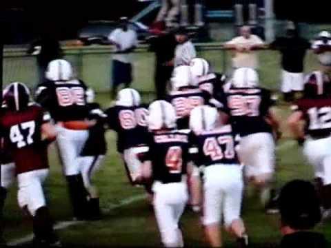 Tyler Wagner Football Highlights