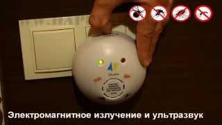 видео Универсальные ультразвуковые отпугиватели