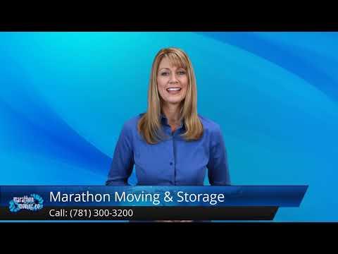 Marathon Moving in Canton MA   Impressive Five Star Review by Bill Fitzgerald
