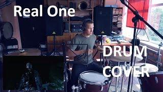 Скруджи & НАZИМА - Real One (Drum cover by Nikita.Bondarchuk)