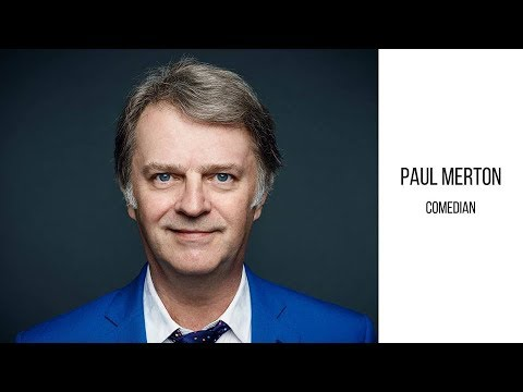 Paul Merton | Cambridge Union