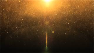 Free Motion Background - Goldenes Licht