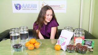 Рецепт 4 настоек с дегустацией от Алиски-Виски