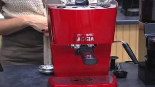 Gia Espresso Color Machine Introduction