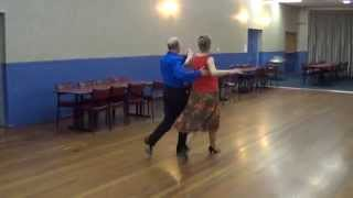 Morningtown Blues Sequence Dance
