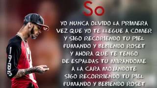 Anuel AA Sola Official Audio Lyric