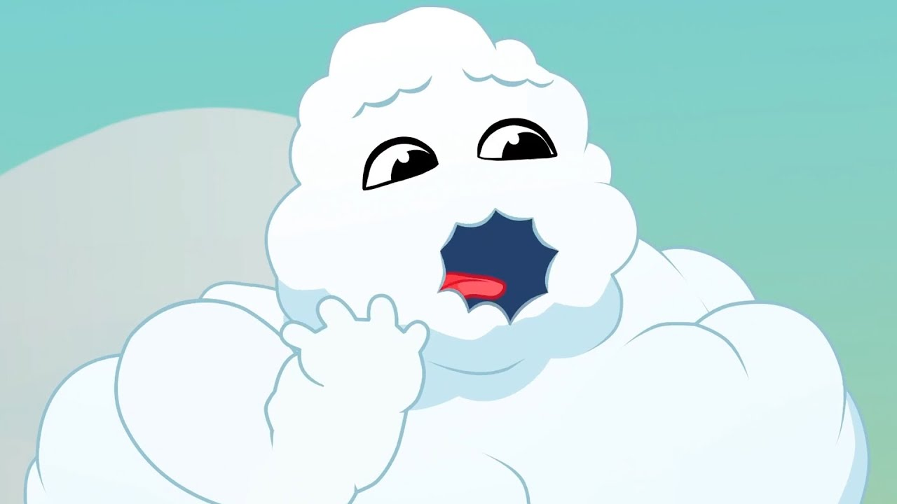 Cloud Monster Gets a Friend! - My Magic Pet Morphle | Cartoons For Kids | Morphle's Magic Universe