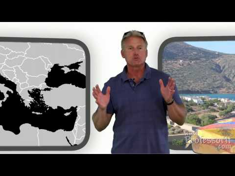 Travel Guide On Video 02: World's Best Beaches of the Mediterranean