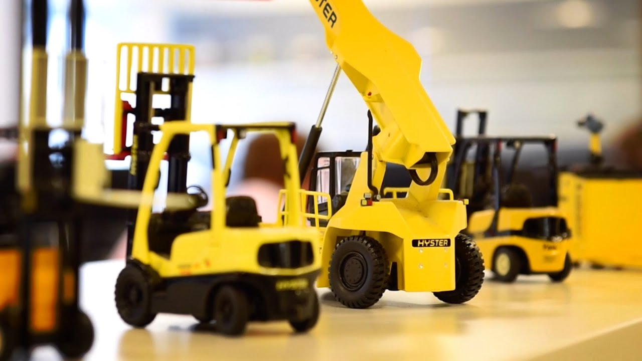 Hyster-Yale Group Frimley Office Tour