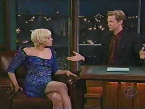 Bijou Phillips on Craig Kilborn