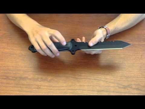 TOPS Surv-Tac 7 review | Knife reviews by Ice