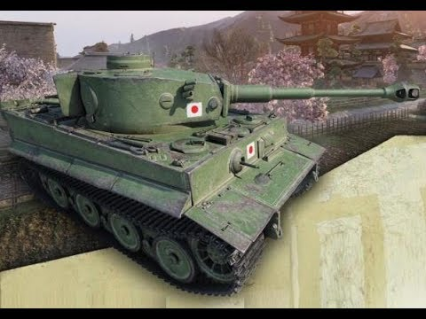 The Japanese Tiger Tank