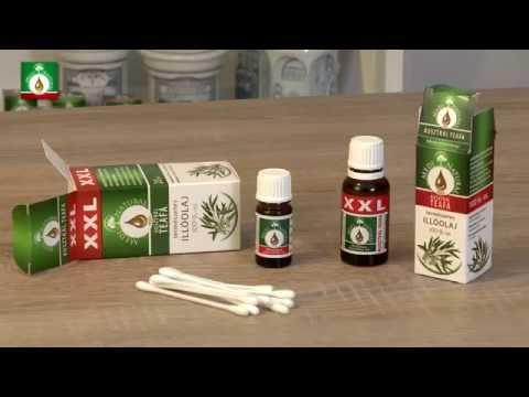 Pattanások hatékony kezelése - ecsetelés teafa illóolajjal