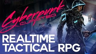 Cyberpunk Tactical RPG - Satellite Reign (Syndicate Wars Successor)