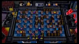 Bomberman Live Battlefest Tournament - Round 1 [1/2]