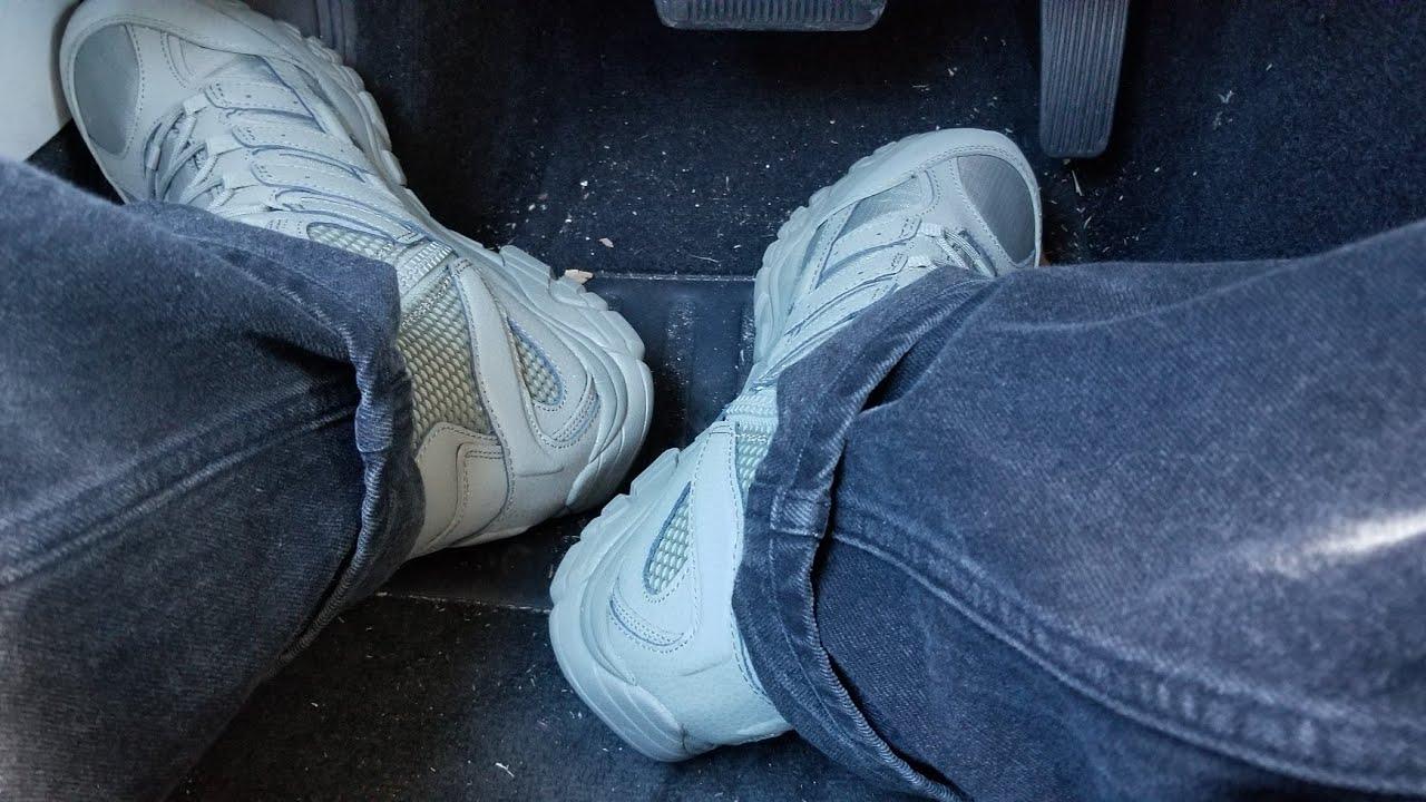Ботинки Меррелл в использовании