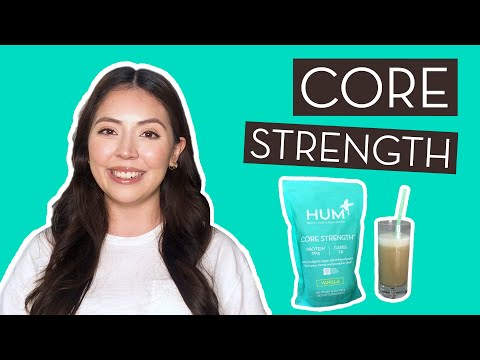 Core Strength | Vegan, No-Bloat Protein Powder To Help…}
