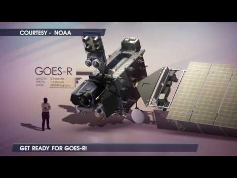 NASA Next-Generation Weather Satellite GOES-R Set For Saturday Launch
