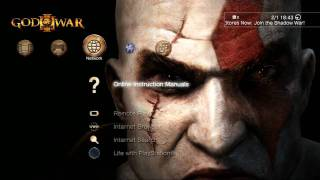 God of War III Dynamic Theme [HD]