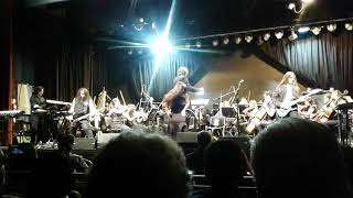 Elessär junto a la Orquesta Sinfónica de los Neuquinos - The Lonely Warrior's Fate