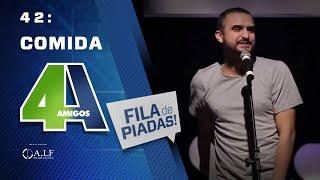 FILA DE PIADAS - COMIDA - #42