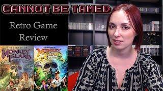 The Secret of Monkey Island (PC / XBox 360) - Retro Game Review