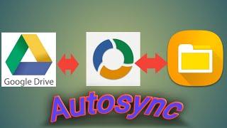 Automatic upload / autosync file / folder with Google drive screenshot 2
