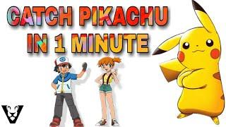 HOW TO CATCH PIKACHU IN POKEMON GO TAMIL