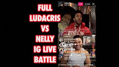 Ludacris vs Nelly IG Live Battle 2020