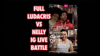 Ludacris vs Nelly IG Live Battle 2020