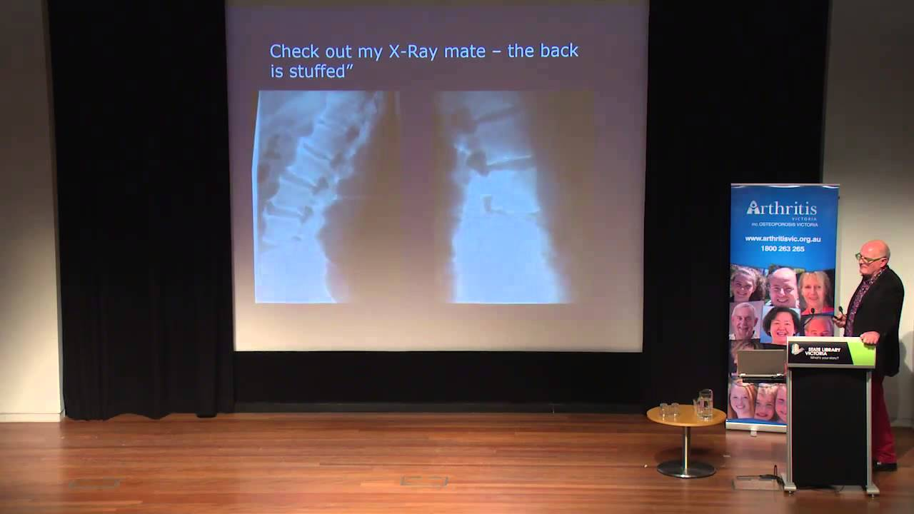 Treating Pain Using the Brain - David Butler