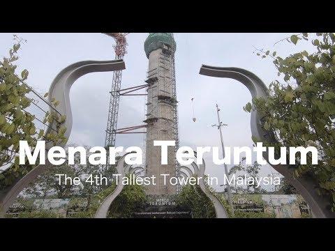 Menara Mercu Teruntum, Kuantan - Pahang - Progress as 06 July 2018