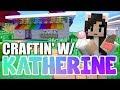 💙 Minecraft CANDY SHOP! Craftin' w/ Katherine Ep. 13