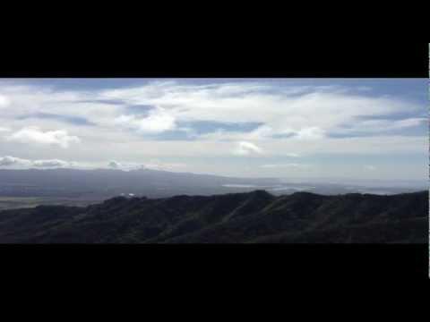Hiking at Puu Hapapa and Puu Kalena, Waianae Mt Range