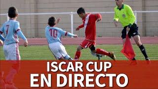 ISCAR CUP EN DIRECTO | Primera jornada del torneo Benjamín I Diario AS